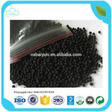 Очистки сточных вод сферический активированный уголь
