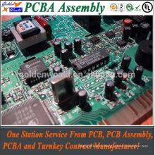 12v power supply pcb with 2mm pcb board thickness smd pcba