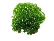 Russian Chrome Diopside Gemstones Natural Round For Gemstone Jewelry