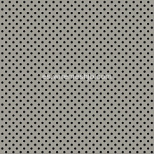 Microagujeros Galvanized Perforated Metal Mesh
