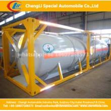 40feet ISO Contêiner Químico Tanque Químico Tanque Container Líquido