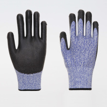 Cheap Anti-abrasion Nylon Nitrile Working Gloves