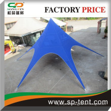 Hot sale advertisting star tent/star shade beach tent