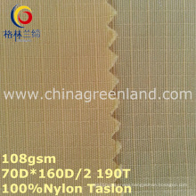 Taslon 100%Nylon Dyeing Fabric for Textile Garment (GLLML253)