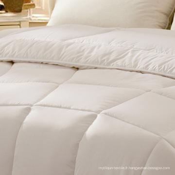 Couette de duvet de canard de luxe pour douillette de lit (DPF10111)
