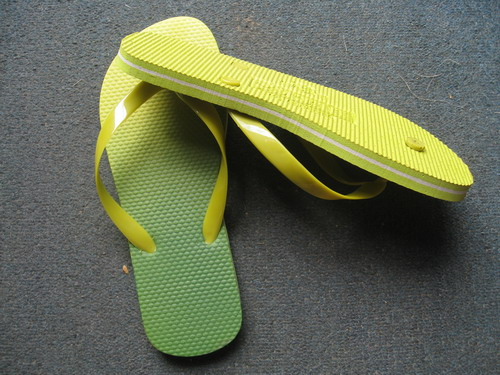 Budget Promotional Summer Sandals W Printed Logo