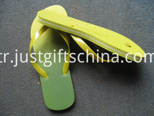 Budget Promotional Summer Sandals W Printed Logo