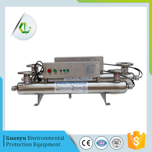 UV sterilizer for tap water