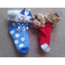 Rutschfeste Hausschuhe Socken Indoor Girl