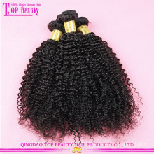 Unprocessed human afro kinky curly hair russian human hair afro kinky curly