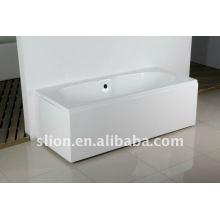 2014 современная ванна для слива ванны с CE