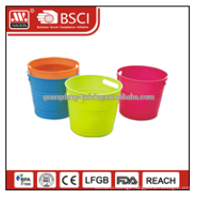 2015 new design ice bucket plastic with cheap price