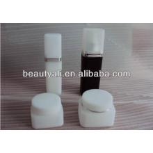 Tarro cosmético plástico de los PP de 30g 50g