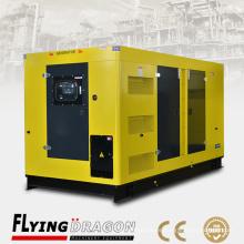 El mejor precio 150KW generador diesel silencioso 150KW generador diesel a prueba de sonido