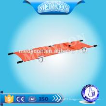 aluminum folding stretcher 3 fold stretcher