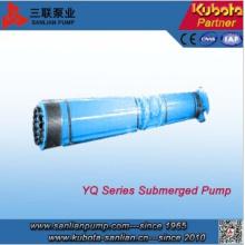 Bomba sumergible de alta presión para minería