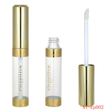Ornate Gold Cosmetic Lipgloss Bottle
