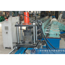 Chaîne d'insertion de béton galvanisé pour la machine de fabrication de rouleaux de canaux Strut Pologne