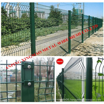 China Powder Coated Airport Fence/Framework Fence (XM36)