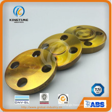 ANSI DIN Carbon Steel Blind Forged Pipe Fittings Flange (KT0397)