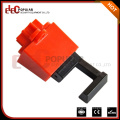 Elecpopular Easy Operation Red Manual Electrical Lockout Devices For Circuit Breakers