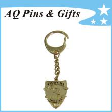 Schlüsselanhänger mit weicher Emaille (Schlüsselanhänger-221)