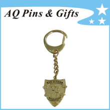 Key Chain with Soft Enamel (Key Chain-221)