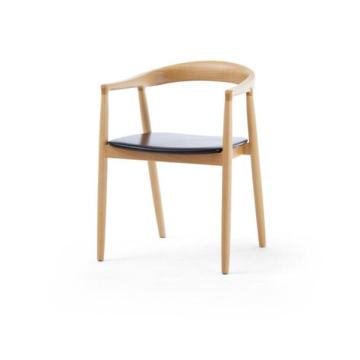 Bords Dining Chair Läderklädsel Matsal Möbler