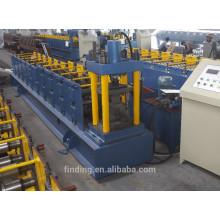 Automatic stacker door channel forming equipment