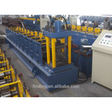 Canal de empilhador automático porta equipamentos de conformação