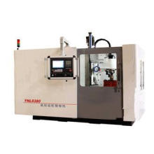 Double Head CNC Gear Chamfering And Deburring Machine For I