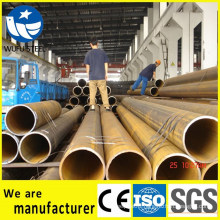 Factory supply cold rolled black 10 inch steel pipe