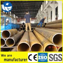 Лучшая цена стальных трубопроводов SSAW / LSAW Q235
