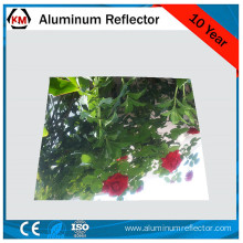 aluminum flat sheet lighting reflective