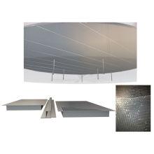 Telhados flutuantes internos de favo de mel de alumínio (IFRs)