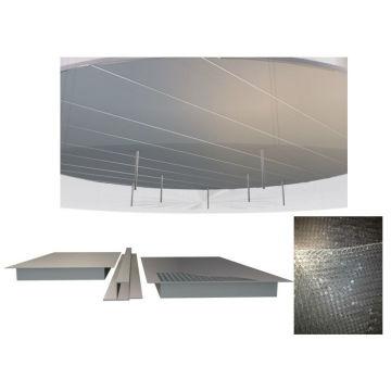 Los techos flotantes internos de aluminio (IFR)