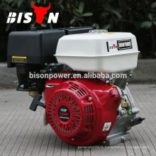 BISON Chine Taizhou 13hp Alibaba Chine Simple cylindre Démarrage électrique 13 Honda Honda Engines