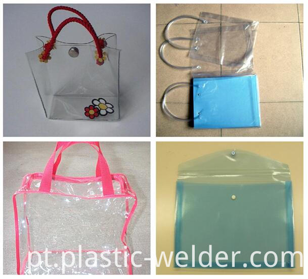 PVC Bag Welding Machine
