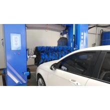 Автоматическая мойка автомобилей с паром в течение 24 часов