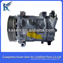 Hight quality 12v pv6 peugeot 307 air conditioning compressor