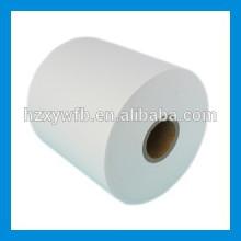 Lapidação transversal / Spunlace não tecido Spunlace paralela da polpa de madeira do poliéster viscose