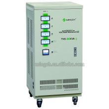 Настраиваемая серия Tns-30k с тремя фазами Полностью автоматический регулятор напряжения переменного тока / стабилизатор