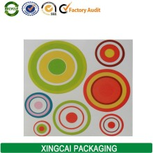 new style pet barcode sticker label printing