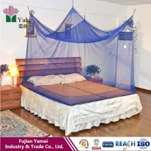 Enceintes pour Malaria Deltaméthrine Impregnate Mosquito Net Canopy