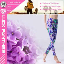 Wholesale Leggings de la yoga de la aptitud leotardos atractivos de encargo