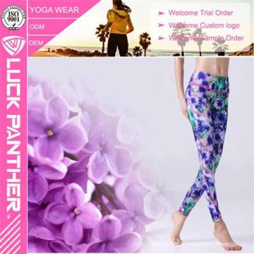 """Leggings por atacado da aptidão da ioga leggings feitos sob encomenda """"sexy"""""""