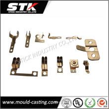 Custom Made Sheet Metal Stamping Punching Parts for Electronic Components