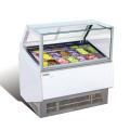 16 витринных витрин с мороженым