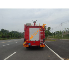 12ton HOWO Double Bridge Foam Tender Euro2