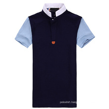 Wholesale Plain Polo T-Shirt for Men High Quality Polo Shirt Free Sample Polo Shirt